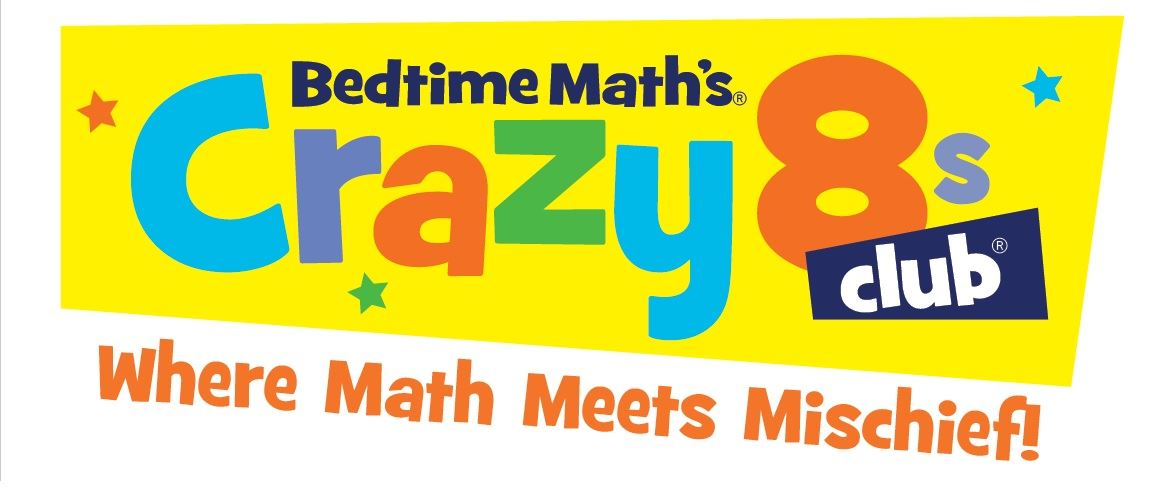 Crazy 8s logo with slogan