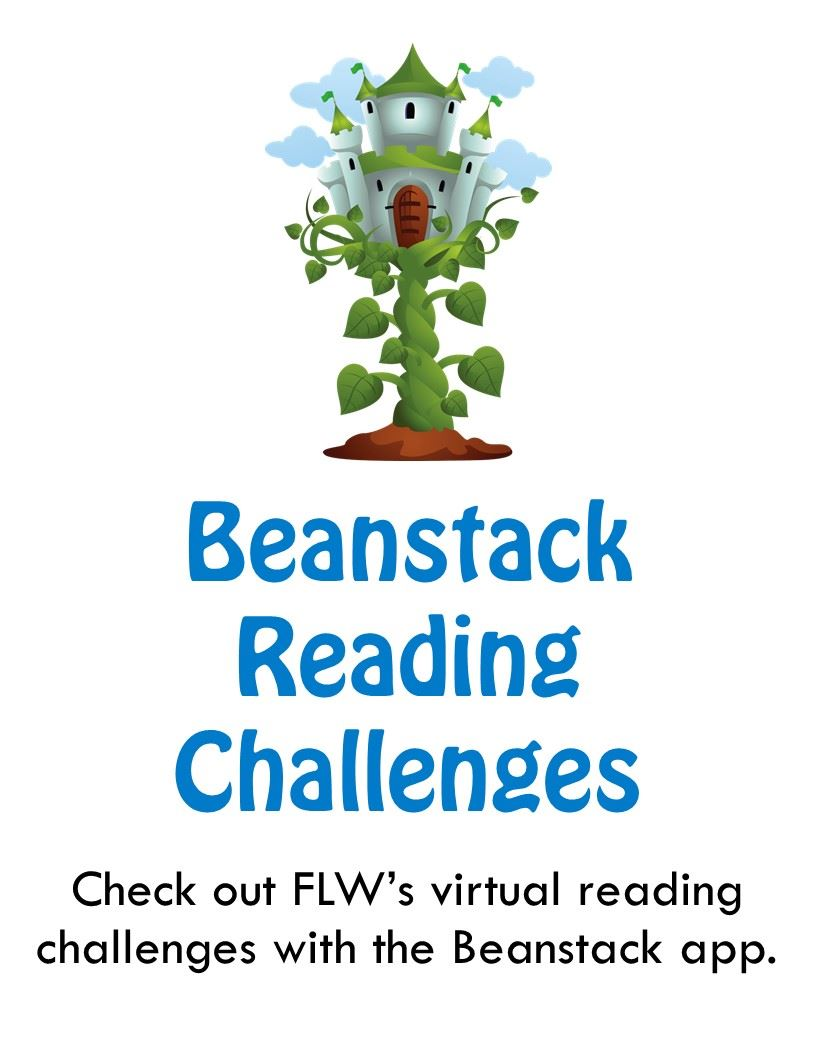 Beanstack Virtual Reading Challenges