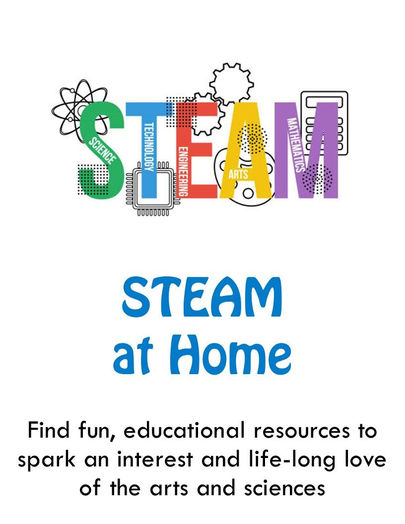 STEAM at Home resources